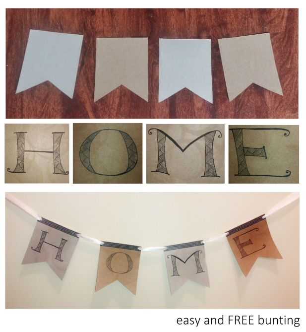 bunting project