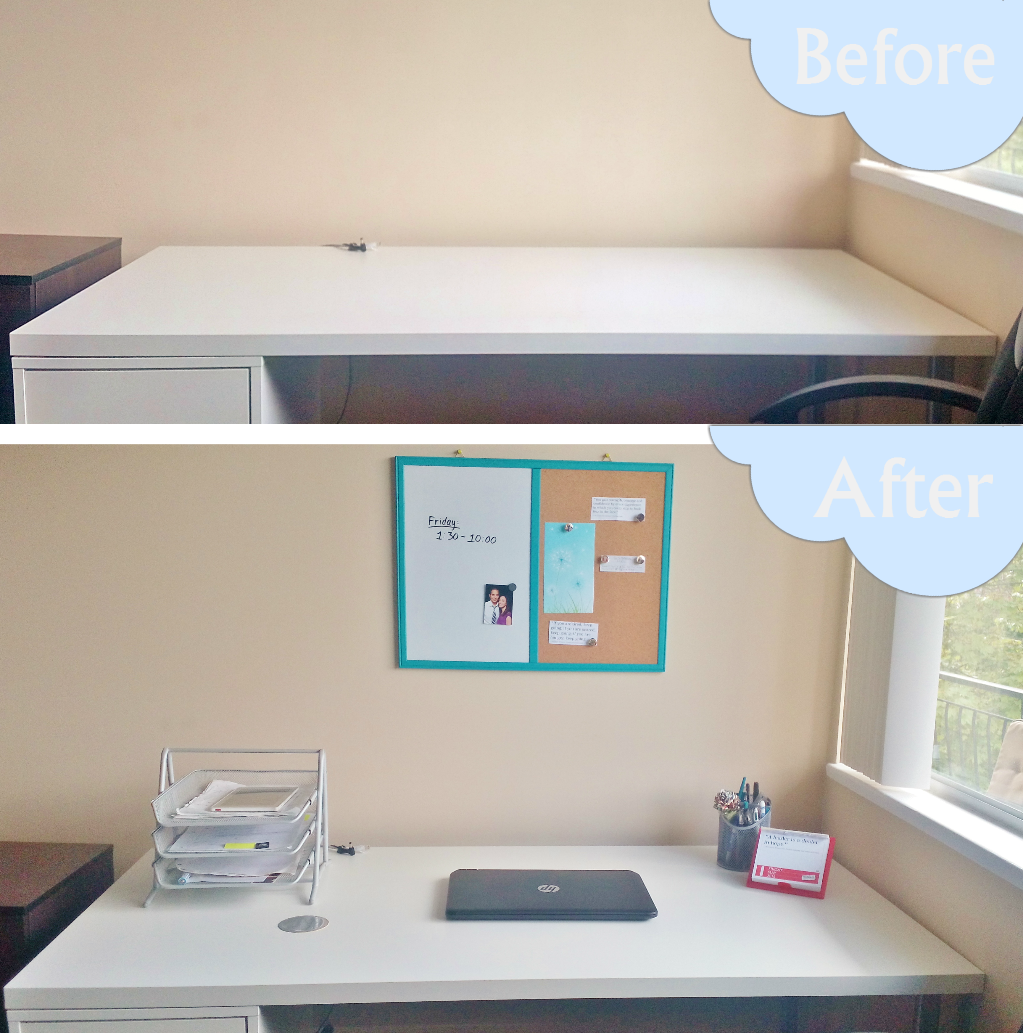 Home Office Transformation – Throne & Thimble