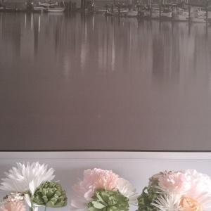 3 bouquets