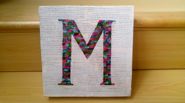 canvas monogram 2