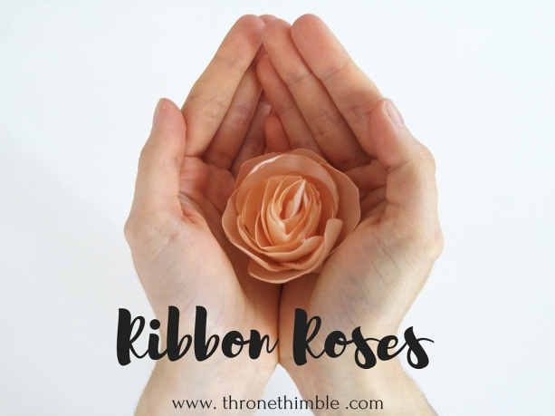 Ribbon Roses- pin 2