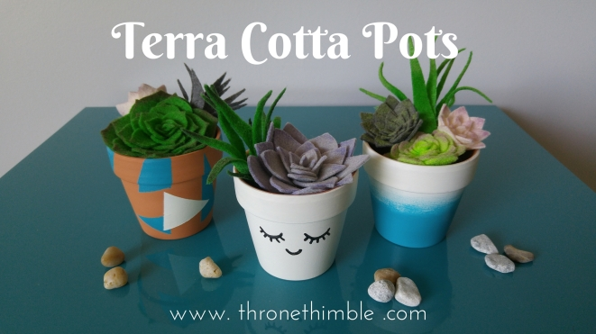 terra cotta pots cover